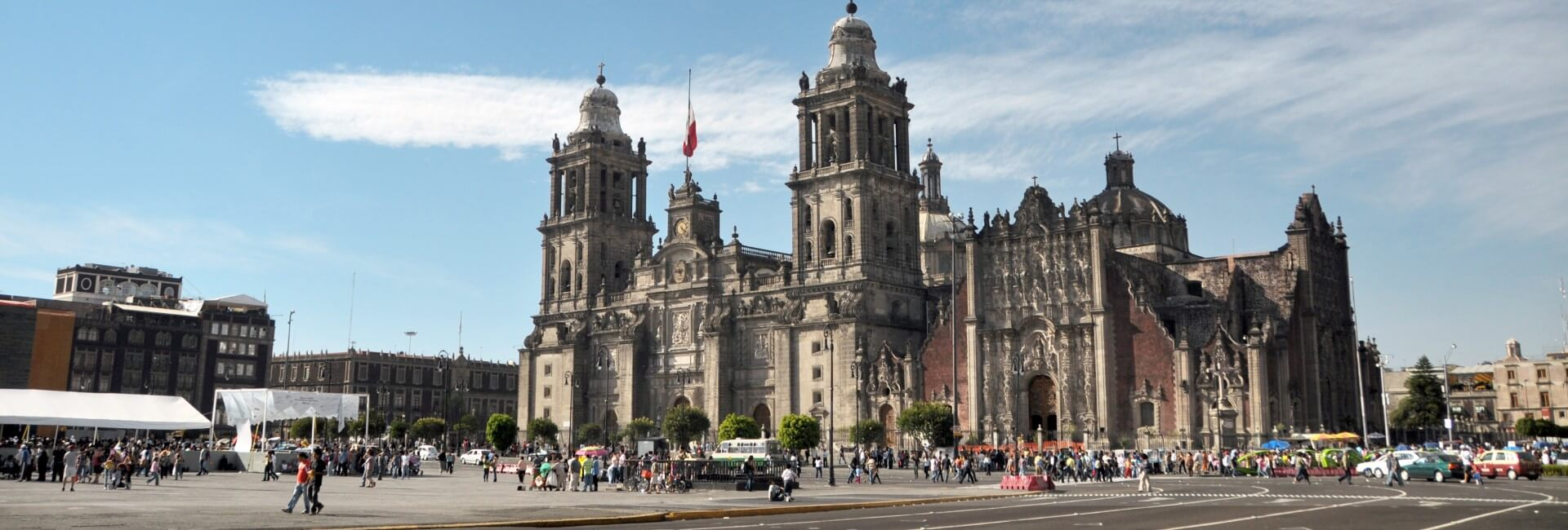 magic of mexico city
