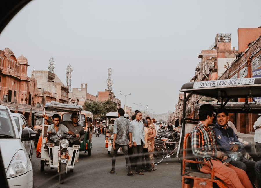 Traveling to India For the Culture?