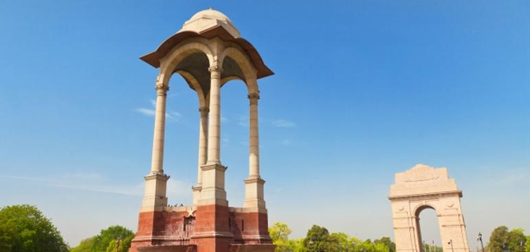 India: 3 days in New Delhi