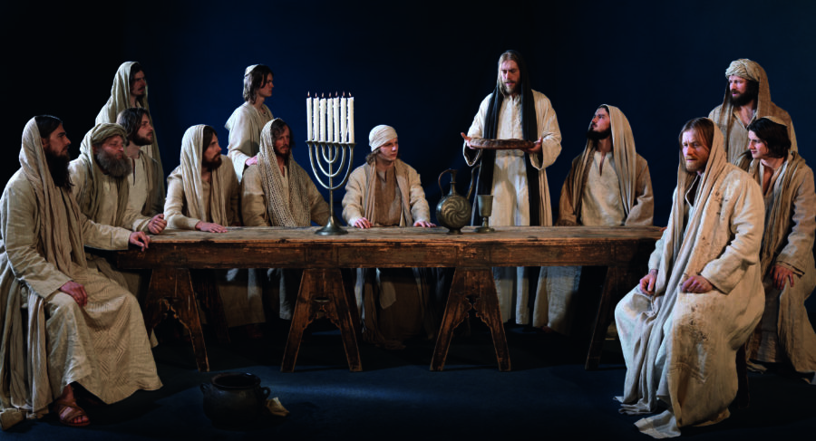 The Oberammergau Passion Play 2020