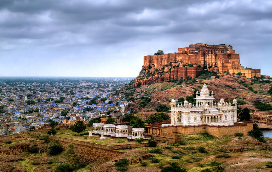 Question: When is a Fort not Just a Fort? Answer: When it's in India