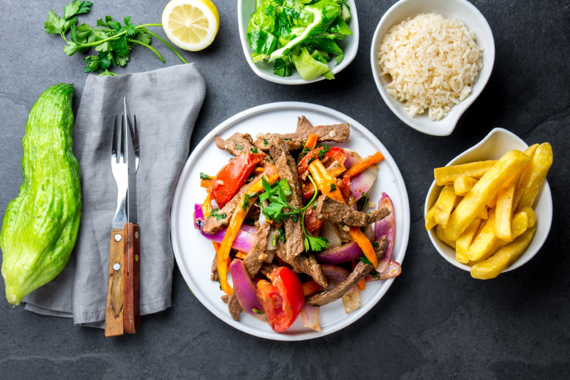 Know more about traditional Peruvian food