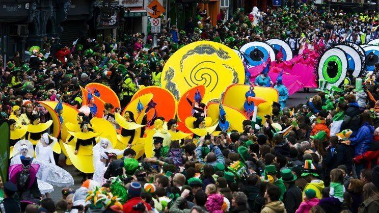 Where to celebrate Saint Patrick's Day?