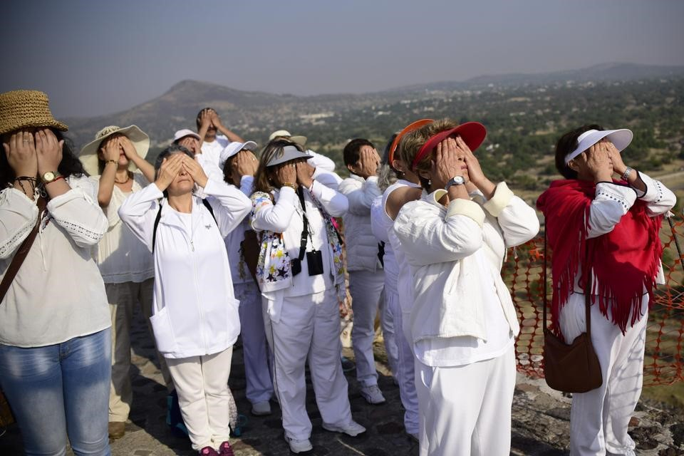 Celebrate Mexico's Spring Equinox in ancient sites