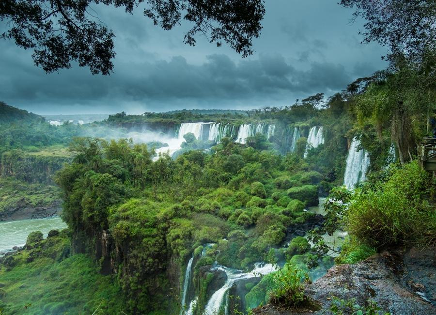 Adventure Activities at Iguazu Falls