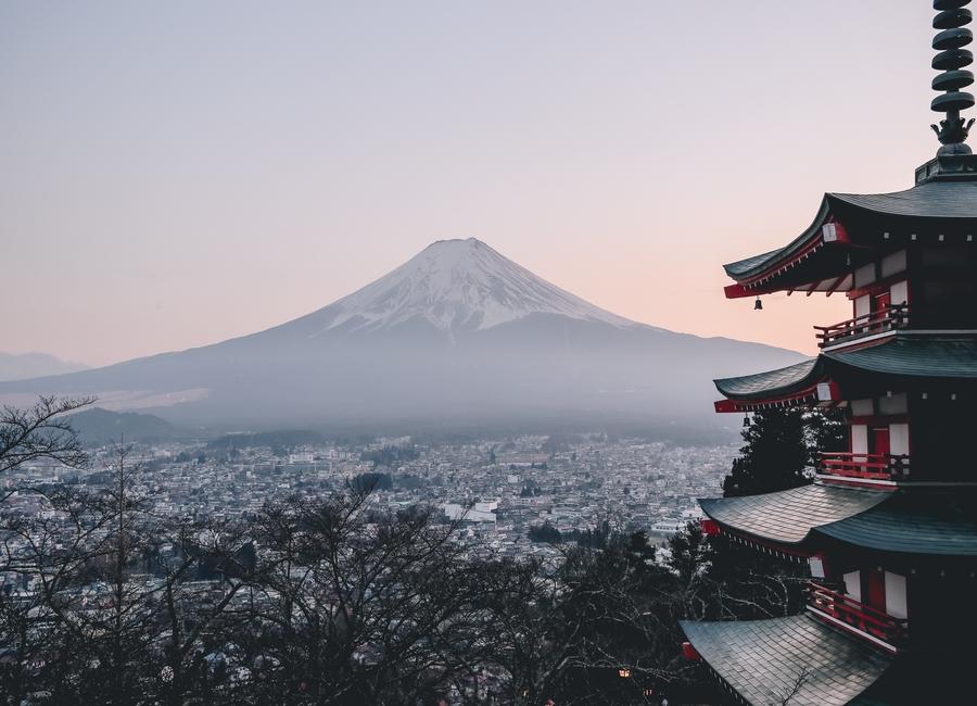 Best Reasons to Visit Japan