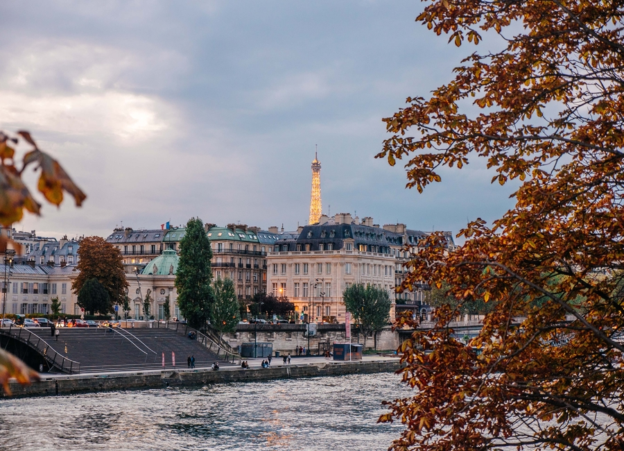 The Perfect Place For a City Break in Europe in the Fall