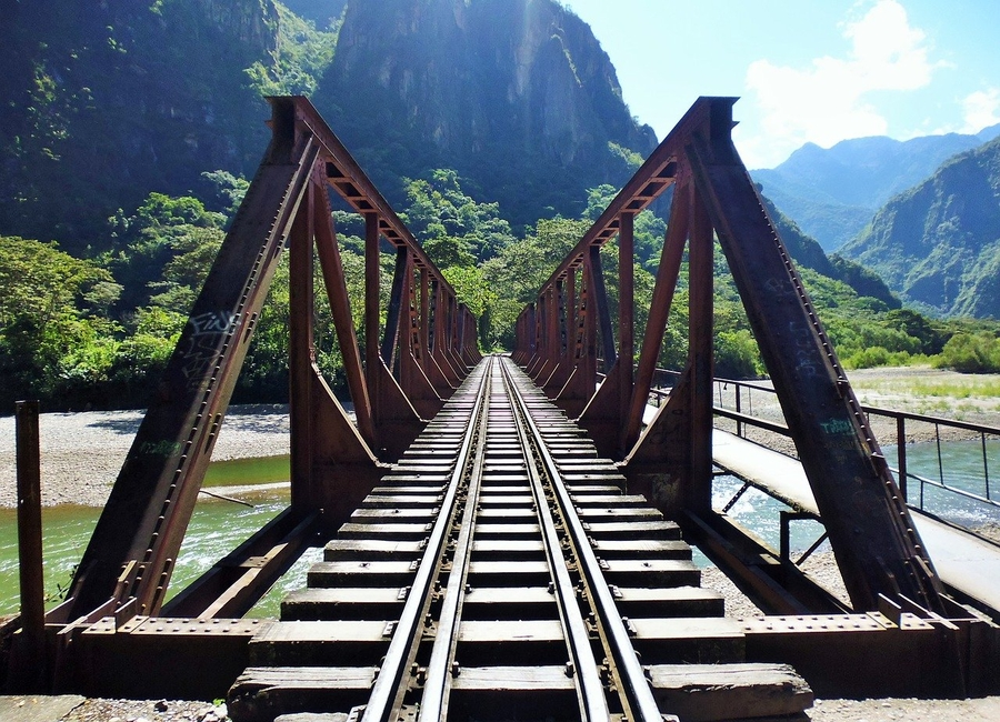 Train Journeys Around the World