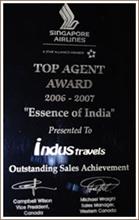 Award 10 Jun 2008