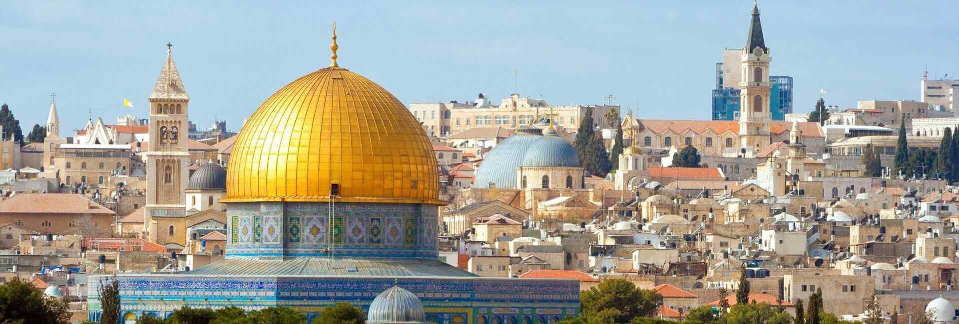 highlights of israel & dubai
