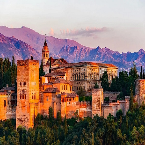 Magic of Spain and Morocco