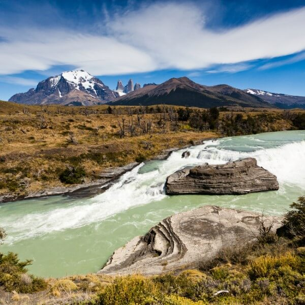 Picturesque Peru and Chile