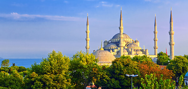 Glories Of Turkey