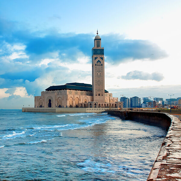 Imperial Cities Tour Ex Casablanca