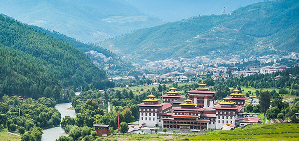 Mesmerising Nepal And Bhutan