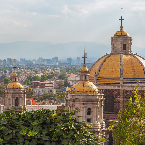 Colonial Treasures Of Mexico