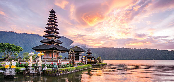 Blissful Bali