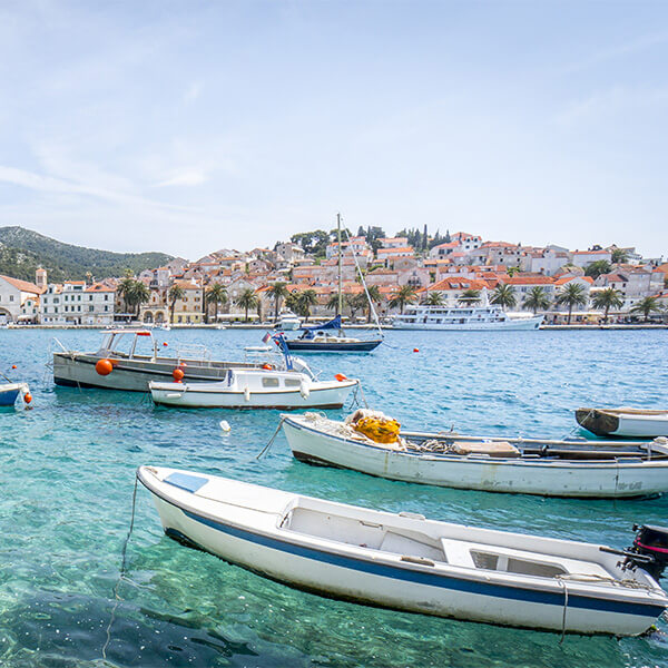 Delightful Croatia: Land And Cruise