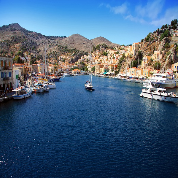 Athens and 7 Nights Greek Islands Cruise