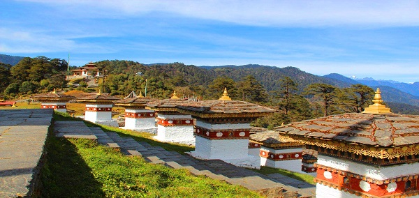 Wonders of India And Bhutan