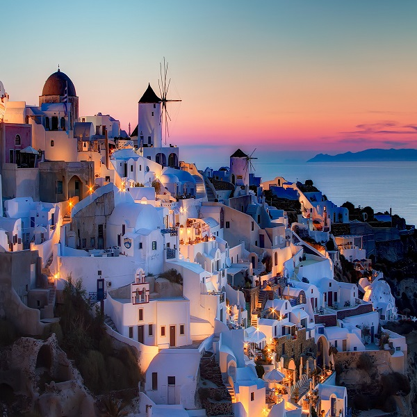 Athens and Greek Islands Cruise (3 N)
