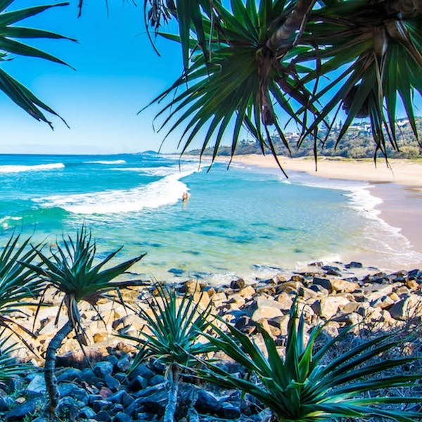 Escape to the Australian Sunshine Coast