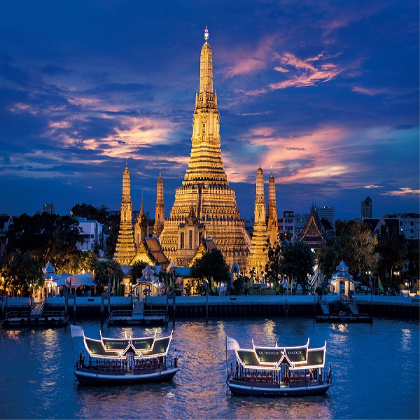 Best of Bangkok, Hong Kong And Dubai