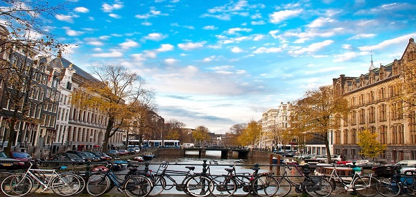 Amazing Amsterdam, Brussels and Paris
