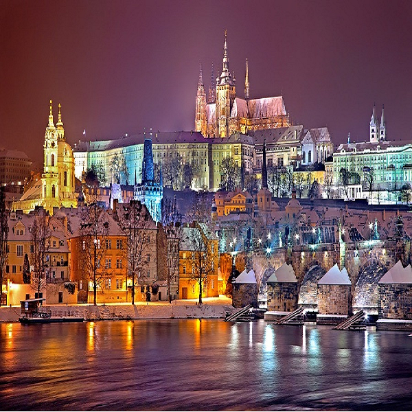 Treasures of Germany, Prague and Austria