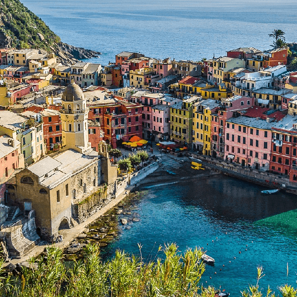 Rome, Florence and Le Cinque Terre by Rail