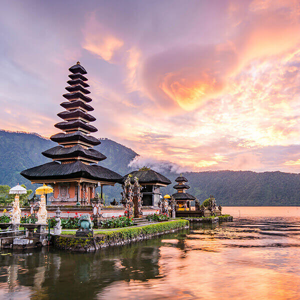 Magnificent Bali from Seattle