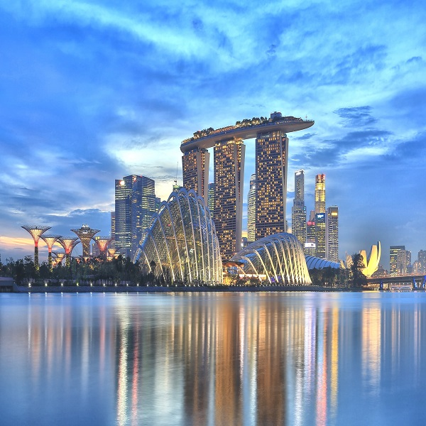 Best of Singapore And Vietnam