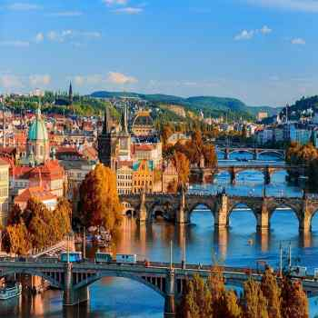Amsterdam Berlin And Prague City Package