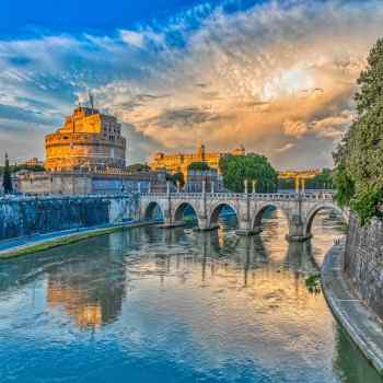 Rome Florence Venice and Milan by Rail