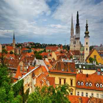 The Balkan Odyssey From Zagreb