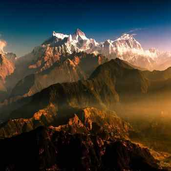 Picturesque India and Nepal