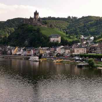 Magnificent Moselle and Rhine
