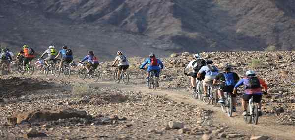 Active Dubai and the Hatta Mountains
