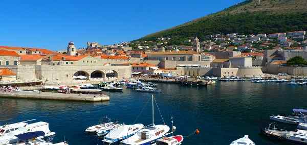 Adriatic Island Hopping & Walking Tour