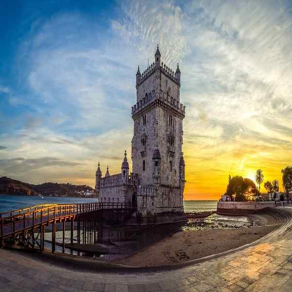 Barcelona Madrid and Lisbon City Package