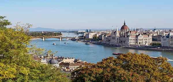 Budapest City Package