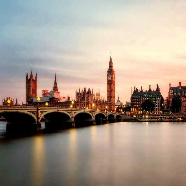 London Paris and Amsterdam City Package