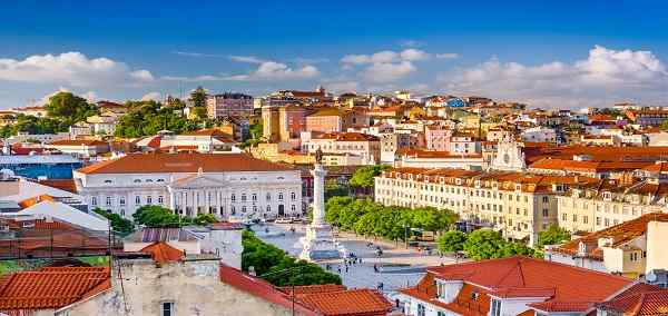 Magic of Madrid and Portugal