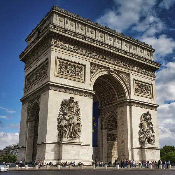 Paris and Nice City Package