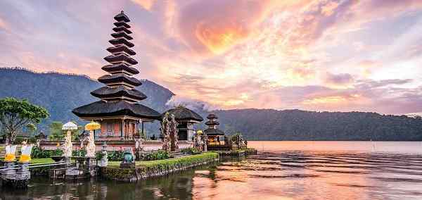 Picturesque Bali
