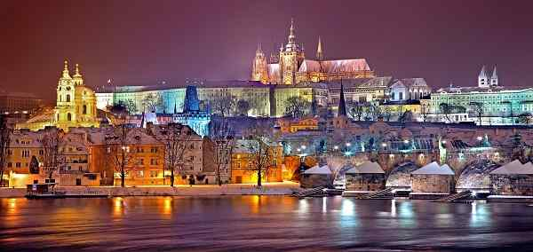 Prague Vienna And Budapest City Package