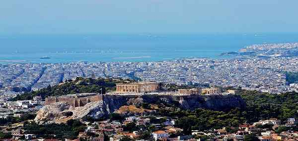 Rome Athens and Istanbul City Package