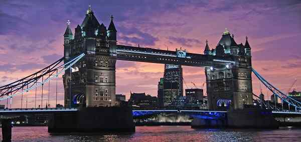 London and Highlights of Scotland