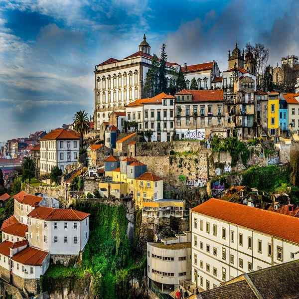 Treasures of Madrid and Portugal