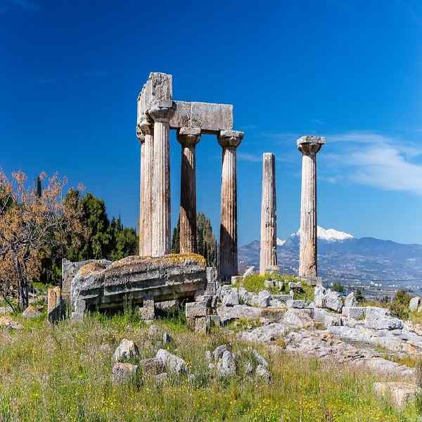 Greece Discovery